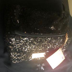 Victoria secret make up small cosmetics bag new